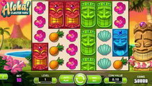 Aloha! Cluster Pays Slot game image