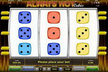 Always Hot Cubes game image