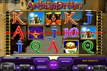 Arabian Dream game image