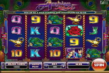 Arabian Rose game image