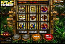 Aztec Treasure Slot game image