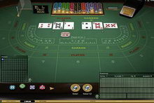 Baccarat Gold game image