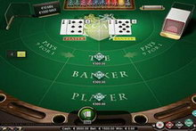 Baccarat Pro High Limit game image