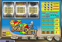 Beach Party game image