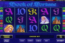 Book of Fortune game image