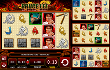 Bruce Lee: Fire of the Dragon game image