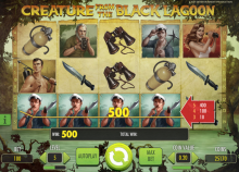 Creature from the Black Lagoon game image