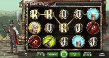 Steam Tower game image