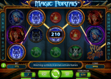 Magic Portals game image