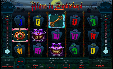Alaxein Zombie Land game image