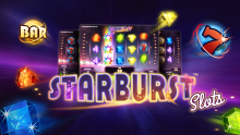 Starburst Slot game image