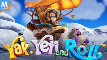 Yak Yeti & Roll game image