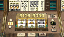 High Noon game image