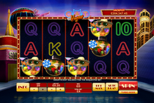 Cat In Vegas Slot game image