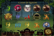 Clash of Queens game image