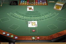 Classic Blackjack Gold game image