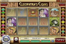 Cleopatra's Coins game image