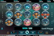Cosmic Fortune Slot game image