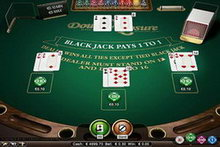Double Exposure Blackjack Pro Low Limit game image
