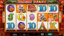 Dragon Dance Slot game image
