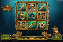 Eye of The Kraken Slot game image