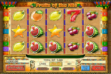 Fruits of the Nile game image