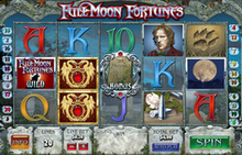 Full Moon Fortunes game image