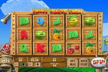 Funky Fruits Farm spel-bild