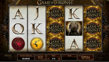 Game of Thrones 15 Lines spel-bild
