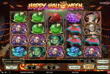 Happy Halloween Slot game image