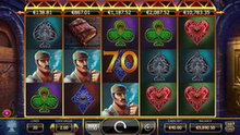 Holmes and the Stolen Stones Slot game image