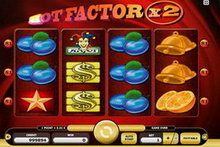 Hot Factor game image