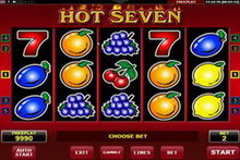 Hot Seven game image