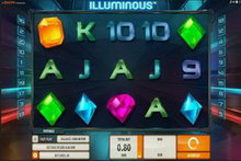 Illuminous Slot game image