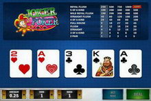 Joker Poker Multihand game image