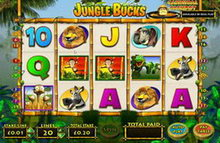 Jungle Bucks game image