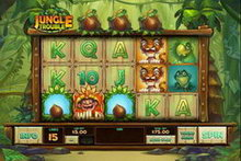 Jungle Trouble Slot game image