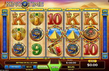 King of Time game image