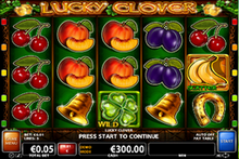Lucky Clover game image