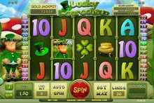 Lucky Leprechaun Slot game image