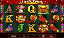 Lucky Twins Slot game image