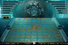 Medusa Eyes of Fire game image