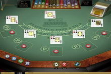 Multi-Hand Perfect Pairs Blackjack Gold game image