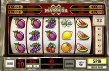 Multiplier Madness Slot game image