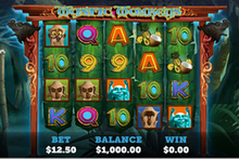 Mystic Monkeys Slot game image