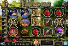 Nordic Heroes Slot game image