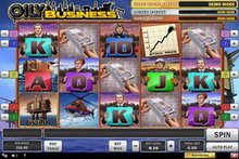 Oily Business Slot game image