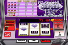 Progressive Diamond Jackpot game image