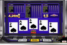 Pyramid Aces And Faces Poker game image