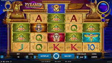 Pyramid: Quest for Immortality Slot game image